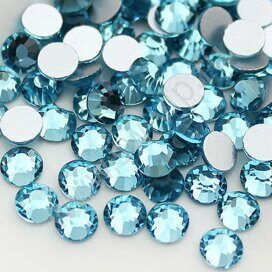 Favorite A277 - Aquamarine (F), ss16, 1440pcs