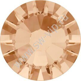 Swarovski 2058 XILION - Light Peach (F), ss 9, 100pcs