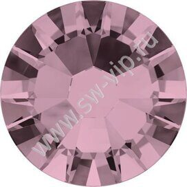 Swarovski 2058 XILION - Antique Pink (F), ss 9, 100pcs