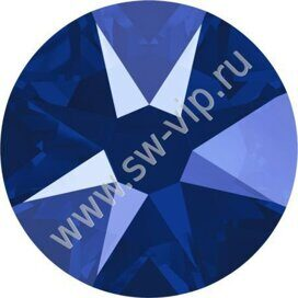 Swarovski 2078 XIRIUS - Crystal Royal Blue (HF), ss 16, 100pcs