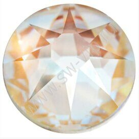 Swarovski 2078 XIRIUS - Crystal Light Grey Delite (HF), ss 16, 100pcs