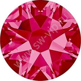 Swarovski 2088 XIRIUS - Indian Pink (F), ss 16, 100pcs