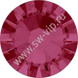 Swarovski 2058 XILION - Indian Pink (F), ss 9, 100pcs