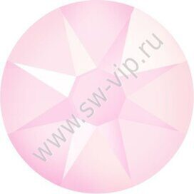 Swarovski 2078 XIRIUS - Crystal Powder Rose (HF), ss 16, 100pcs