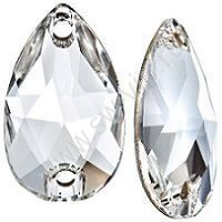 Swarovski Drop 3230 - Crystal, 12x7 мм, 1 шт.