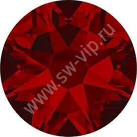 Swarovski 2058 XIRIUS Rose Цвет Crystal Red Magma ss5, 100 pcs