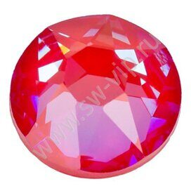 Swarovski 2078 XIRIUS - Crystal Royal Red Delite (HF), ss 16, 100pcs