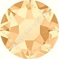 Swarovski 2078 XIRIUS - Light Peach (HF), ss 16, 100pcs