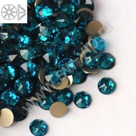 Favorite A288 - Blue Zircon (F), ss 20, 100pcs