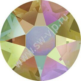 Swarovski 2078 XIRIUS - Light Colorado Topaz Shimmer (HF), ss 16, 100pcs