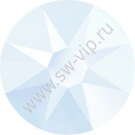Swarovski 2078 XIRIUS - Crystal Powder Blue (HF), ss 16, 100pcs