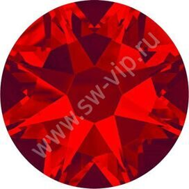 Swarovski 2088 XIRIUS - Light Siam (F), ss 12, 100pcs