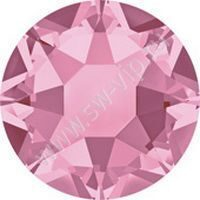 Swarovski 2078 XIRIUS - Light Rose (HF), ss 16, 100pcs