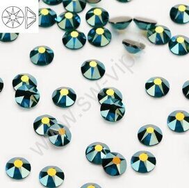 Favorite A288 - Blue Zircon AB (F), ss 16, 100pcs