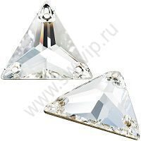 Swarovski Triangle 3270 - Crystal, 16 мм, 1 шт.