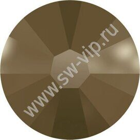 Swarovski 2058 XILION - Metallic Light Gold (F), ss 20, 100pcs