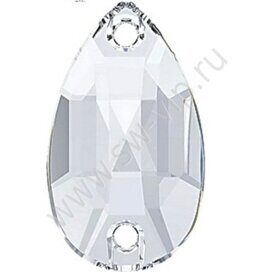 Stellux Drop A330 - Crystal, 12x7 мм, 1 шт.