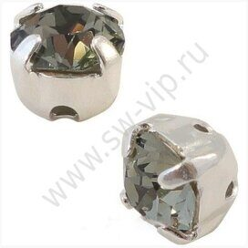 Шатон (53201) - Silver Black Diamond (082 215), ss 18, Фас. 20 шт.