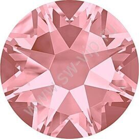 Swarovski 2088 XIRIUS - Light Rose (F), ss 12, 100pcs