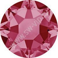 Swarovski 2078 XIRIUS - Indian Pink (HF), ss 16, 100pcs